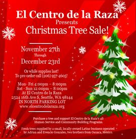 Christmas Tree Sales Ad 2015