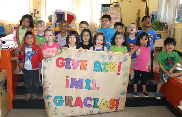 Give BIG Kids 2014