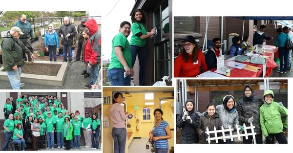 Volunteer Roundup Spring 2014