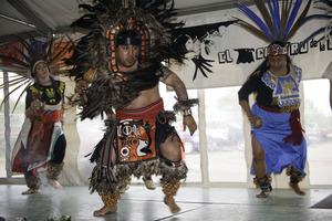 Azteca Dance 2