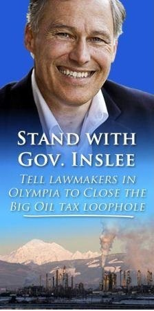 Stand with Jay Inslee