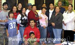 Parent Involvement Meeting 3