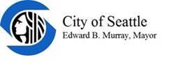 City of Seattle Mayor Murray logo