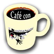 Café con El Centro logo