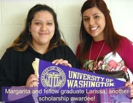 Margarita y Larissa 2011 2