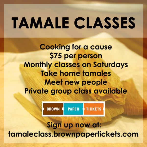 Tamale Class Ad 2