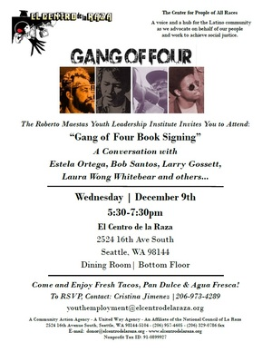 Gang of Four Event