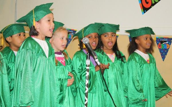 preschool grads