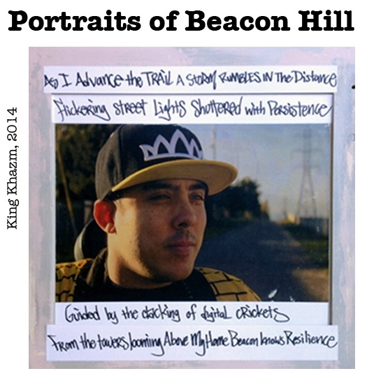 Portraits of Beacon Hill