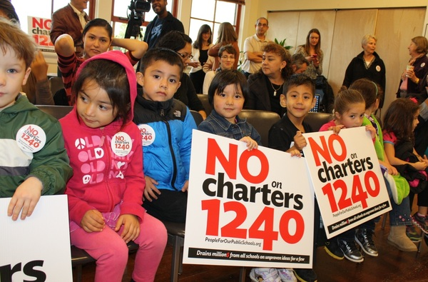 No on Charters 1240 Press Conference OCT 18 2012 009 3