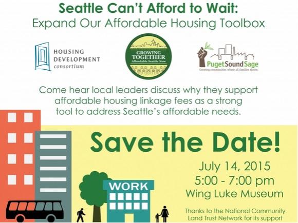 Housing Development Consortium Event
