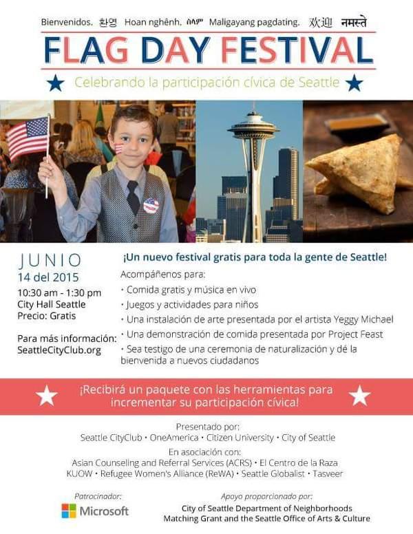 Flag Day Festival