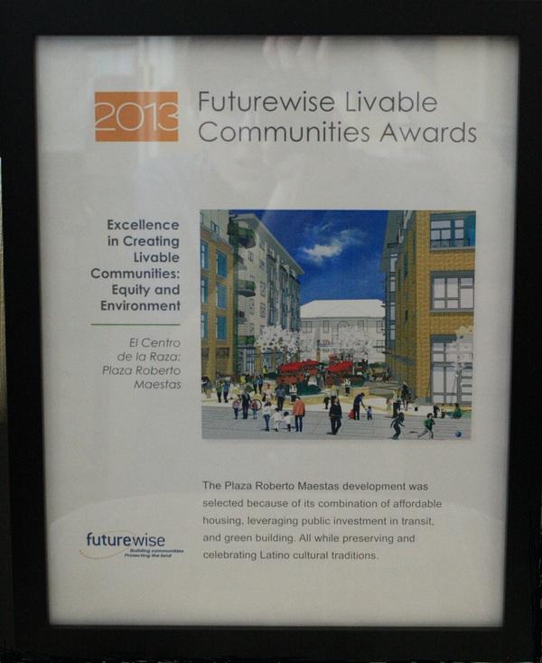 Futurwise award