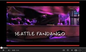 Seattle Fandango video Screen shot