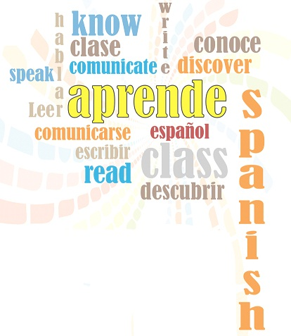 Spanish Class Image for E-blast 2