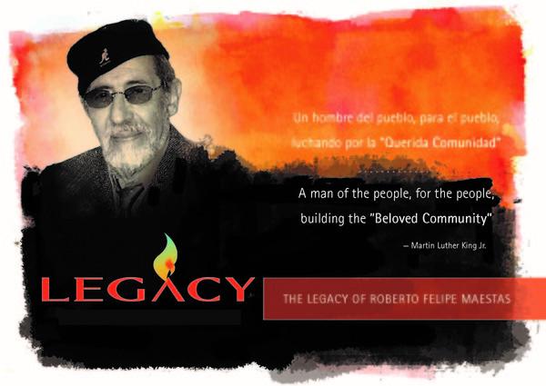 maestas legacy award
