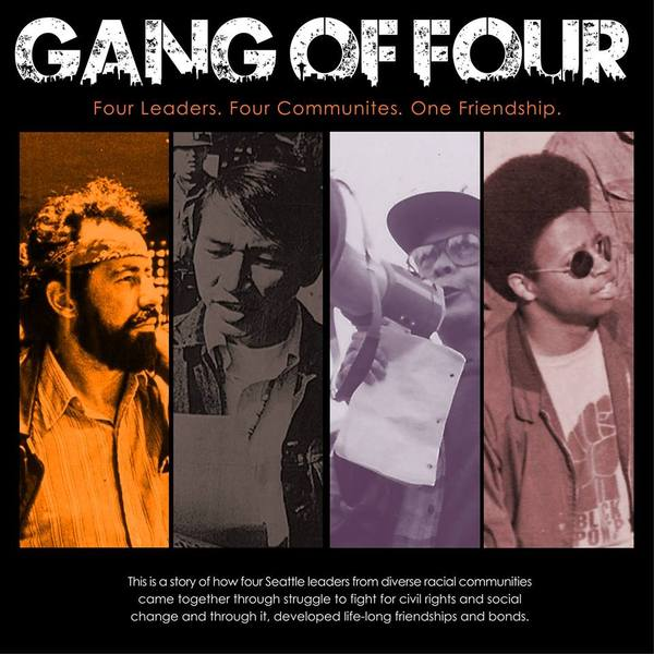 Gang of Four Book Launch Event 3
